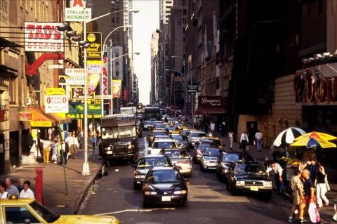 渋滞の心理